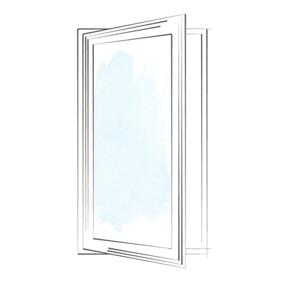 window casement-crankout