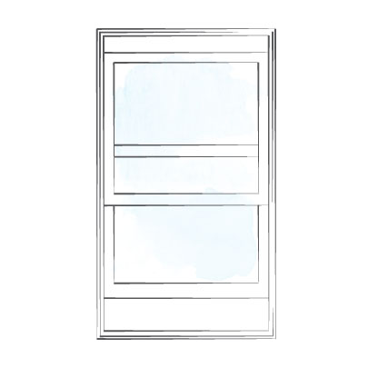 window doublehung magnum
